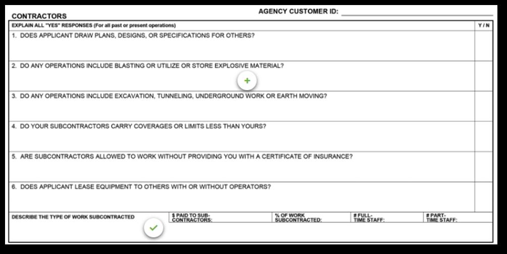 Acord 126 Contractors